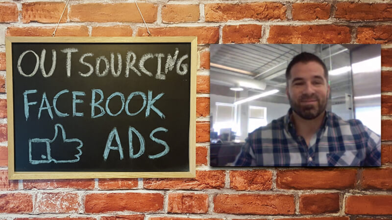 #2 - Interview with Alan Earl on Outsourcing Facebook Advertising
