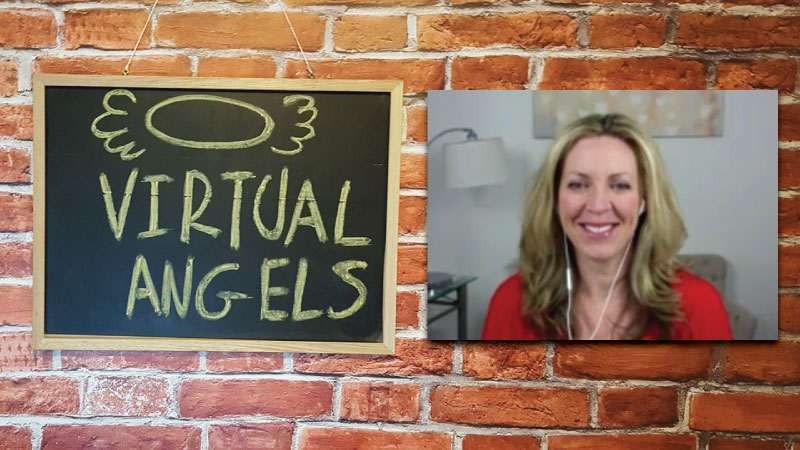 #29 - Barbara Turley: Virtual Angels