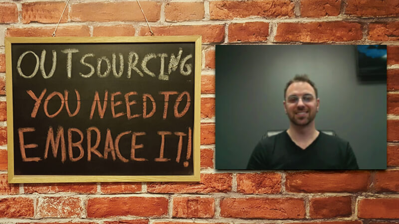 #7 - Interview with Brett Levert on The Need to Embrace Outsourcing
