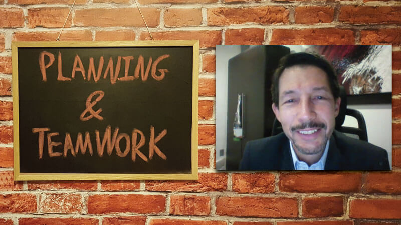 #13 - Carlos Guzman: Planning, Teamwork and Emailing the Wrong People