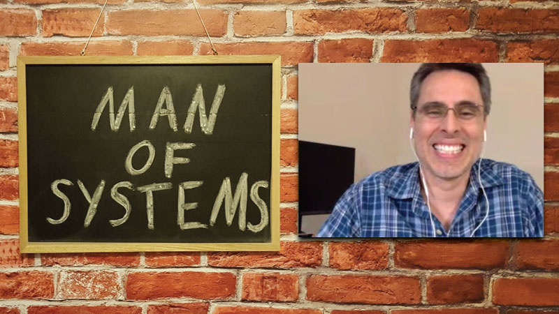 #24 - Gonzalo Paternoster: Man of Systems