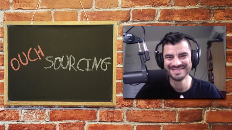 #1 - Interview with Harry Duran on Outsourcing Podcast Production