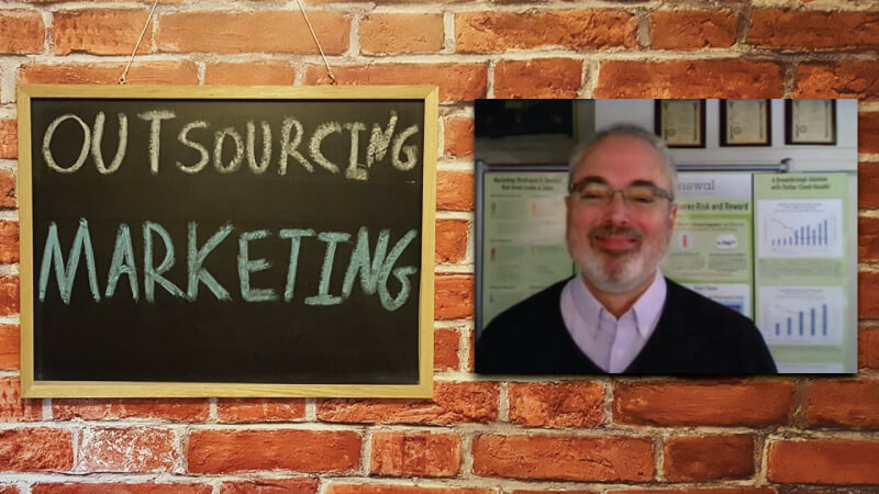 #8 - Interview with Keith Loris on Outsourcing Marketing Services and JointSourcing