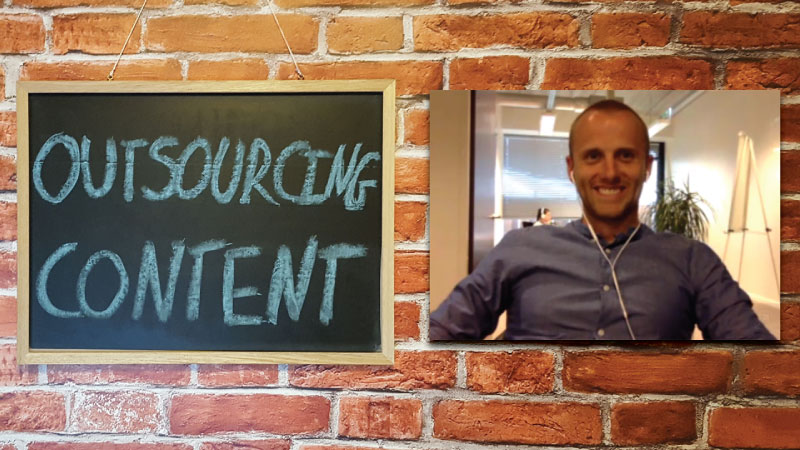 #19 - Kristjan Raude: Outsourcing Content Creation