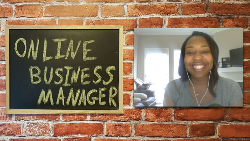 #20 - LaTonja King: Online Business Management