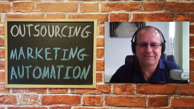 #12 - Rob Thomas: Outsourcing Marketing Automation