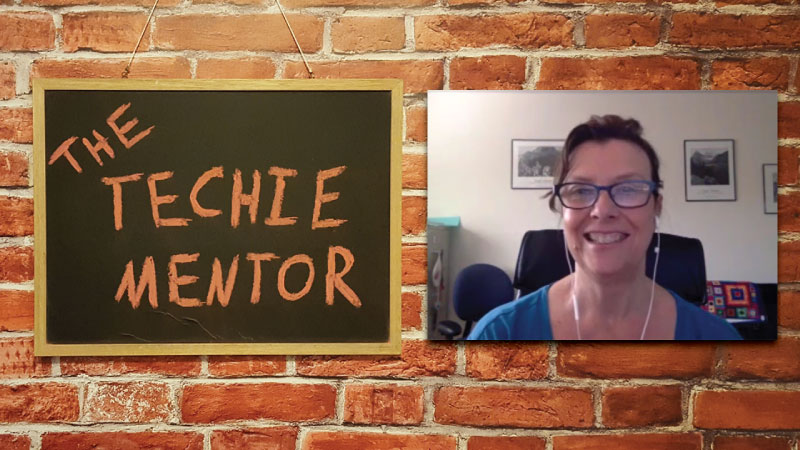 #28 - Susan Mershon: The Techie Mentor & VA Training