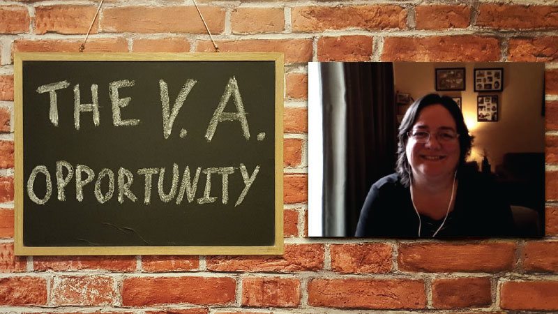 #40 - Tracey D'Aviero / The VA Opportunity